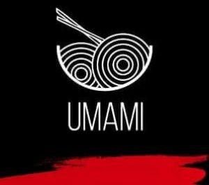 Логотип заведения UMAMI