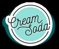 Логотип заведения Cream Soda