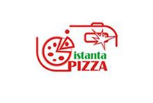 Логотип заведения Истанта пицца