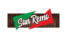 Логотип заведения San Remo (Cан Ремо)