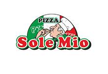 Логотип заведения Соле Мио (Sole Mio) Юность