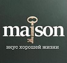 Логотип заведения MAISON