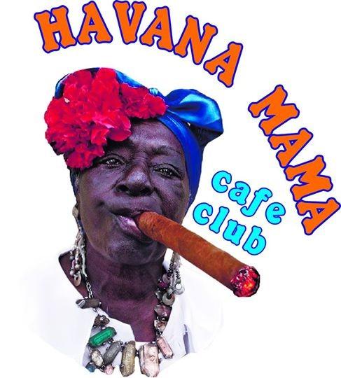Логотип заведения Havana mama (Гавана Мама)