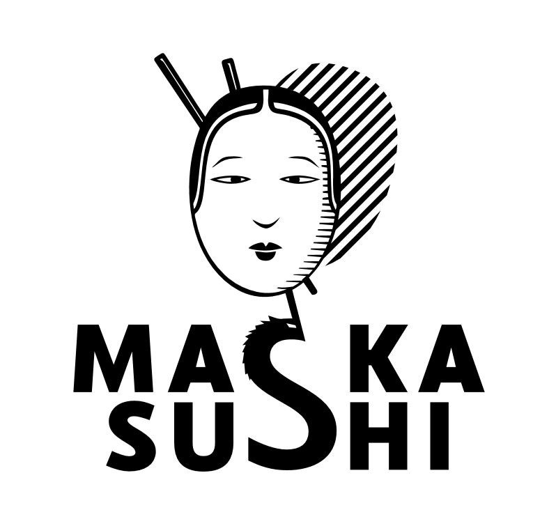 Логотип заведения Maska sushi (Маска суши)
