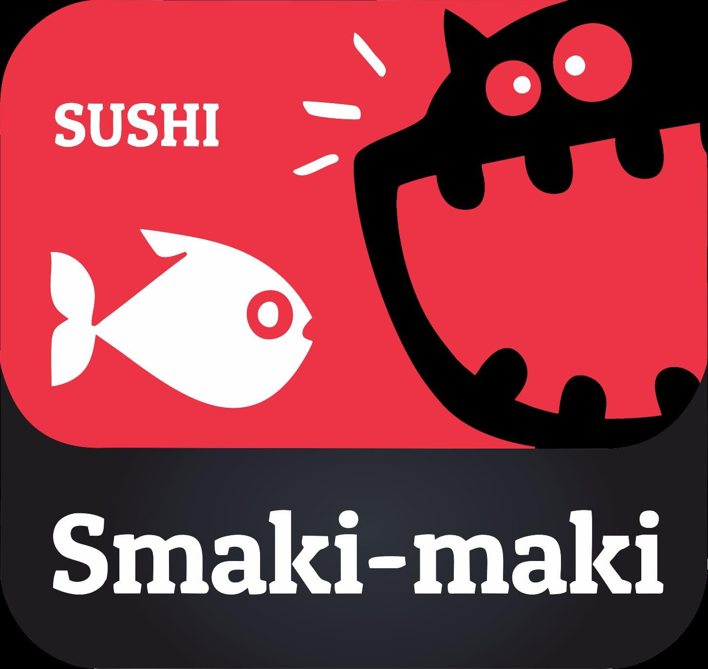 Логотип заведения Smaki-Maki