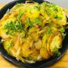 Картофель жареный по-домашнему Веранда