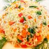 Рис с овощами Веранда