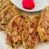 Куриная шейка фаршированная по одесскому рецепту Веранда