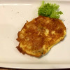 Сом (судак) в сырной корочке Lunch Cafe (Ланч Кафе)