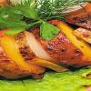 Картофель запеченный с салом Веранда