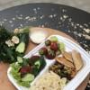 Фарфалле в сливочном соусе с овощами Без сахарА