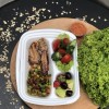 Курица терияки с овощами Без сахарА