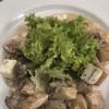 Теплый салат  Мясо Хаус