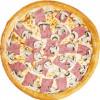Ветчина с грибами Жар-пицца