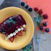 Утина грудка с корицей, кофе и вишневым соусом  LeRoi