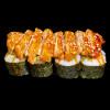 Цыпленок терияки с овощным роллом Суши Экспресс