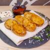 Картофель на гриле  Вкус