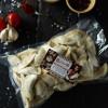 Вареники домашние с печенью и картофелем Вареники
