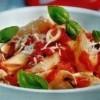 Макароны с томатом и луком Истанбул