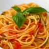 Спагети под томатным соусом Истанбул