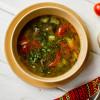 Суп «Закарпатский»  Вареники