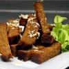 Гренки с чесночным соусом Grill Pub (Гриль Паб)