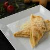 Блины с лососем и сыром Dinapoli