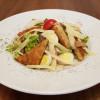Цезарь с морепродуктами Lunch Cafe (Ланч Кафе)