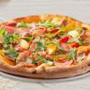 Пицца с хамоном и персиком Mafia