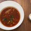 Солянка из 4-х видов мяса Lunch Cafe (Ланч Кафе)