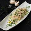 Салат с кальмаром и курицей Dinapoli