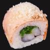 Теплый кранч ролл с лососем Doshi-Doshi (Доши Доши) на Макарова