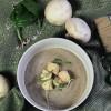 Крем - суп грибной The Local