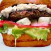 Бургер с Фетой California Republic