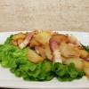 Картофель по-домашнему с беконом Lunch Cafe (Ланч Кафе)