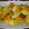 Картофель «По-селянски»  Истанбул