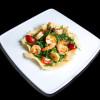 Салат с креветками рукколой и помидорами черри  Richmond (Ричмонд)