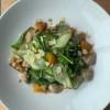 Салат с куриной печенью и сыром Дор Блю MAISON