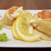 С семгой и крем-сыром Lunch Cafe (Ланч Кафе)