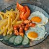 Плотный завтрак Ростерия Грифель