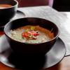 Крем-суп из шпината с курицей Veteran Point