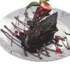 Шоколадный торт Две палочки