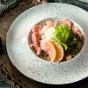 Фетучинни с лососем в сливочном соусе Филижанка