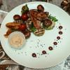 Нежная курочка (филе) с овощами - гриль или картофельным пюре) Филижанка