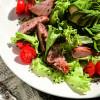 Салат с тунцом гриль Филижанка
