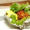 Судак запеченный с овощами Lunch Cafe (Ланч Кафе)