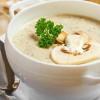 Крем-суп грибной Стейк Хаус