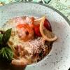 Фетучинни с креветками, мидиями, кальмарами в сливочным соусом с пармезаном Филижанка