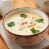 Сливочный суп с морепродуктами Стейк Хаус