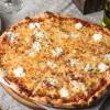 Пицца 4 видами сыра и курицей UMAMI
